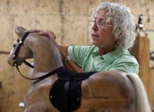 Jackie Wilson Rocking Horses