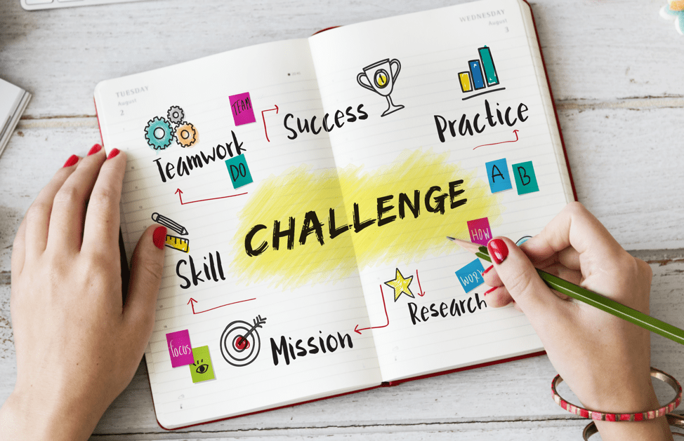 13 Ways to Challenge Yourself as a Writer