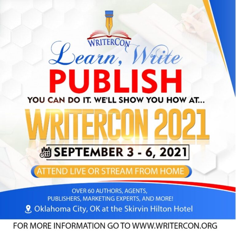 Three Unexpected Reasons to Attend WriterCon